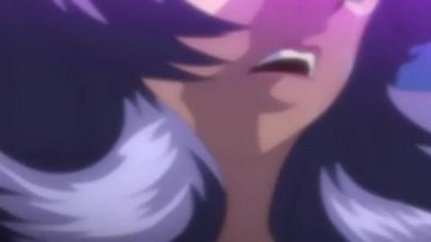 Du hentai bien brutal avec cette cochonne