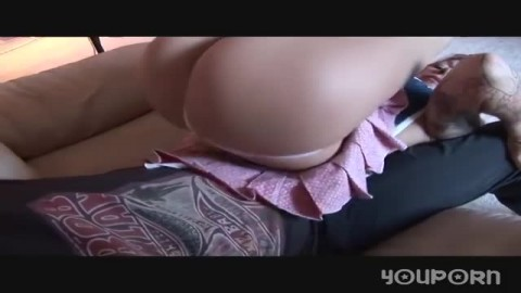 My sexy girlfriend teases my cock