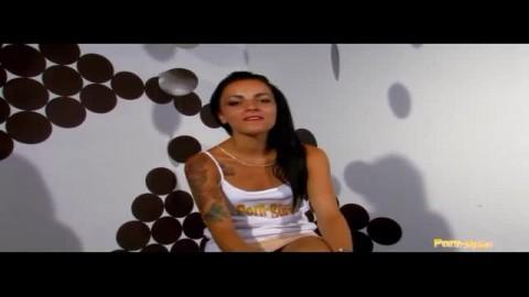 Interview de l'actice porno Jordanne Kali