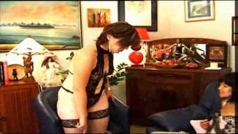 française lesbiennes dominatrice