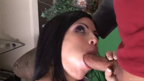 Petit gonzo sympa avec Eva Ellington
